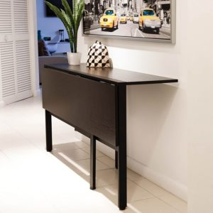 folding kitchen table for dining