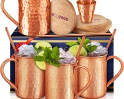 Top 10 Recommended Copper Drinkware in 2021