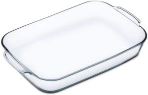 anchor hocking glass bakeware Oven with Basics Glass Baking Dishes