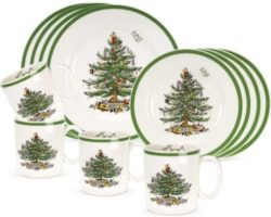 10 RECOMMENDED CHRISTMAS DINNERWARE IN 2021