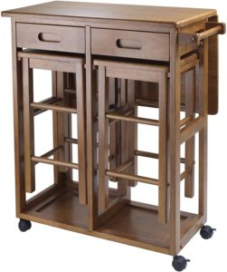 Square Folding table for dining