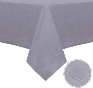 100% Waterproof Rectangle PVC Tablecloth