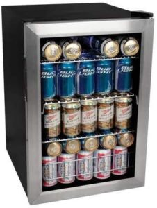 Stainless Steel Soda Cooler