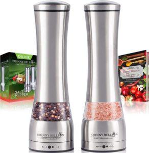 Pepper Mill and Salt Mill
