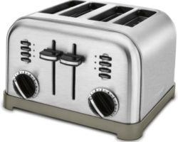 These Are the Top 9 Cuisinart Toaster Models: Which One Is Best for Your Kitchen?