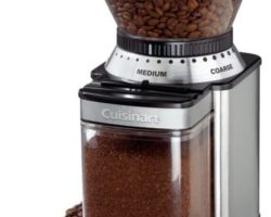 Cuisinart Coffee Grinder Reviews: You Can Pick One for Yourself!