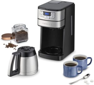 Cuisinart 10-Cup Coffee Maker
