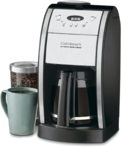 Grind & Brew Automatic Coffee Maker