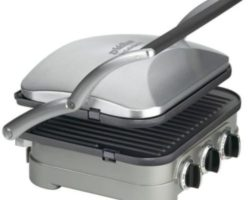 Here're The Best Models of Cuisinart Griddler You Should Own for Your Kitchen