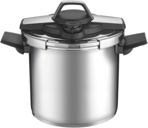 Cuisinart stainless steel pressure cooker