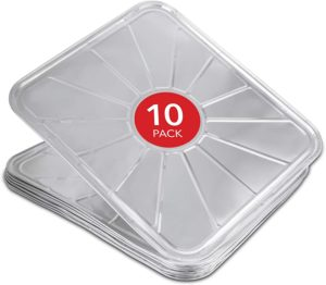 Reusable Oven Drip Pan Tray for Cooking and Baking