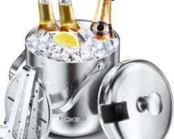 10 Best Ice Buckets Made for Your Convenient to Use!